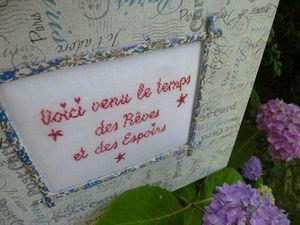 Coeur Coquelicot.......
