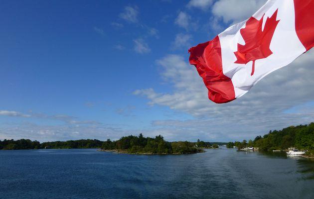 """USA/Canada 2012 - Part 9 """"Gananoque, Croisière & Mille-îles"""""""
