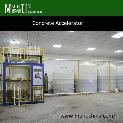 Buy Concrete Accelerator in Nepal from MUHU