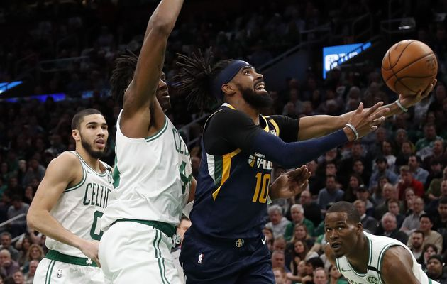 Le Jazz écœure Boston