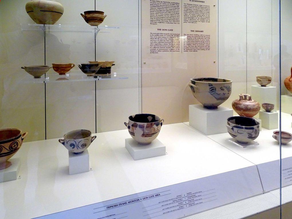 Grèce, Epidaure, Nauplie, Mycenes, Ancient Nemea, Lac Stymphale, Kalavrita