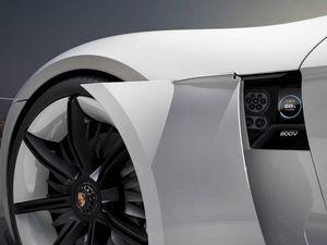 Automobile : Porsche Mission E – Tribute to tomorrow