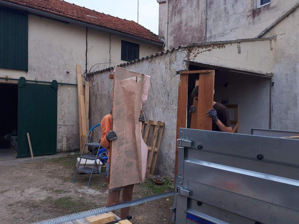 Maison : évacuations diverses