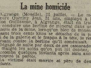 Journaux de l'Est Républicain (Source BMN Corpus Presse)