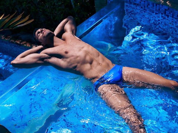 """Into The Blue"" for Adon Magazine"