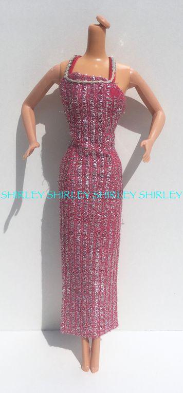 """SUPERSTAR"" BARBIE DOLL CLOTHES 1976-1978 MATTEL #9720"
