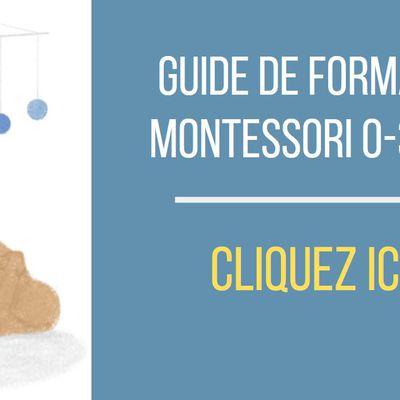 Qu'est-ce que la pédagogie Montessori ?