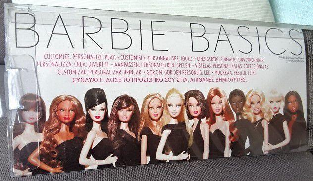 Barbie Basic 1-4