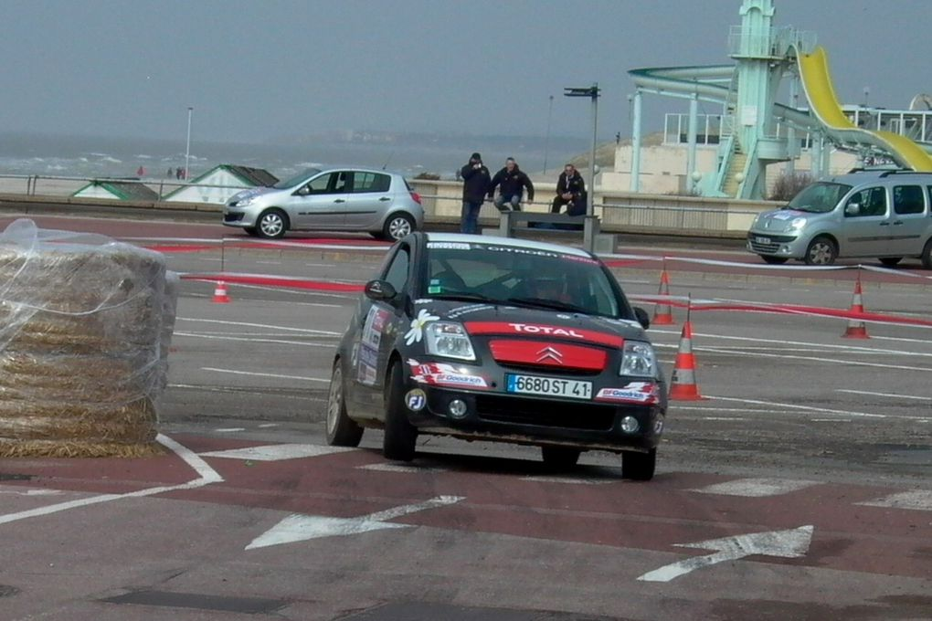 Album - les Filles au Rallye du Touquet 2010