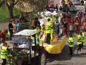 Carnaval à Lauris
