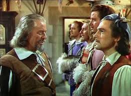 Les trois mousquetaires (The three musketeers)