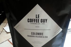 PARTENARIAT AVEC LE COFFEE GUY