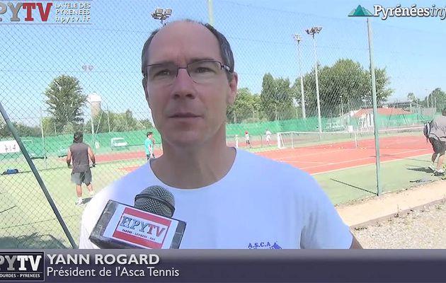 HPyTv Reportage | Jour de Tournoi à l'Asca Tennis (10 juin 2017)