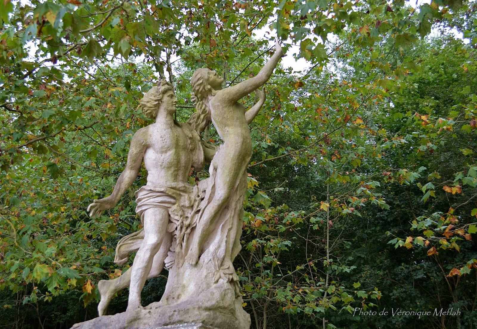 Apollon et Daphné d'après le Bernin (1670-1680) - Moulage d'après l'original