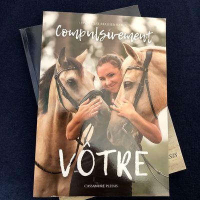 Compulsivement Vôtre ~ Cassandre Plessis ~