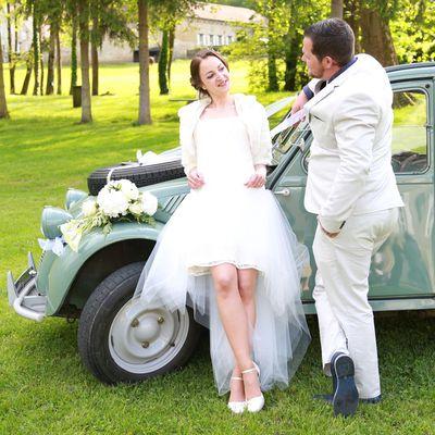 une robe de mariée sur la base de la robe style gatsby art déco