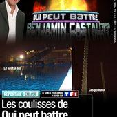 EXCLUSIF / Les coulisses de Qui peut battre Benjamin Castaldi ? - SANSURE.FR