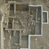 Canaanite temple unearthed at Lachish