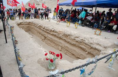 30ème anniversaire de la découverte de la fosse commune de Pisagua au Chili - Déclaration du Parti communiste du Chili