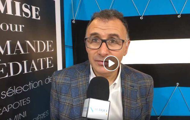 Interview Nautic 2018 - Kanvaslight, la toile lumineuse qui révolutionne l'éclairage des bateaux