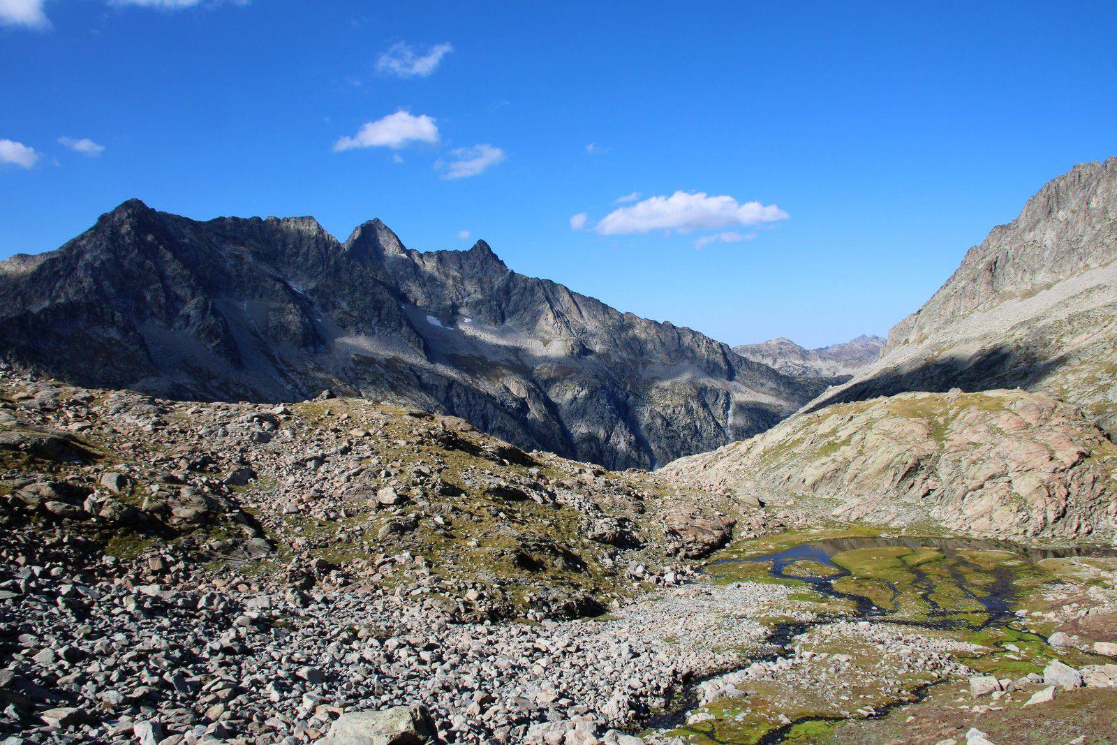 Vers le massif du Néouvielle.