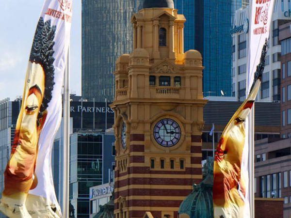 15-16/05 - Melbourne express!