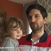 Coronavirus : comment s'organisent les parents face à la fermeture des établissements scolaires ? - Le Journal du week-end | TF1