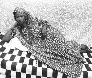 KEITA SEYDOU: le Mali en noir et blanc