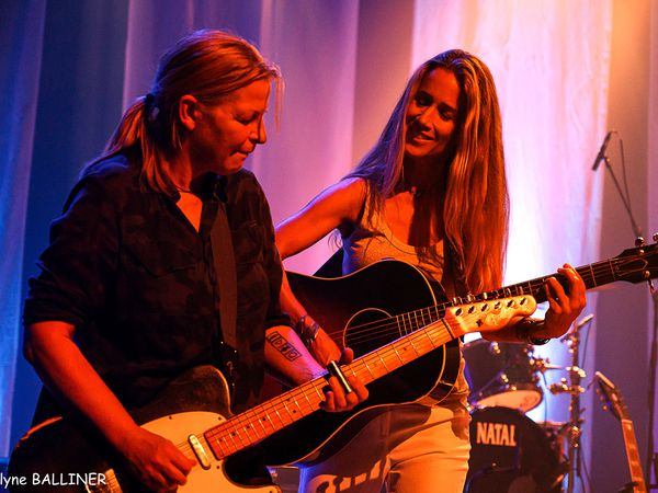 Heather Nova au café de la Danse à Paris