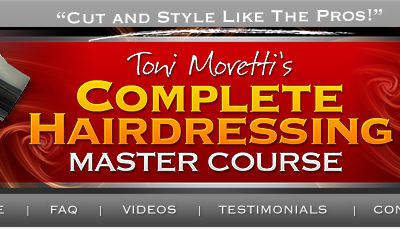 Step-by-step #hairdressing and #hairstyling...