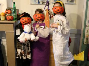 24 heures/photo : Halloween