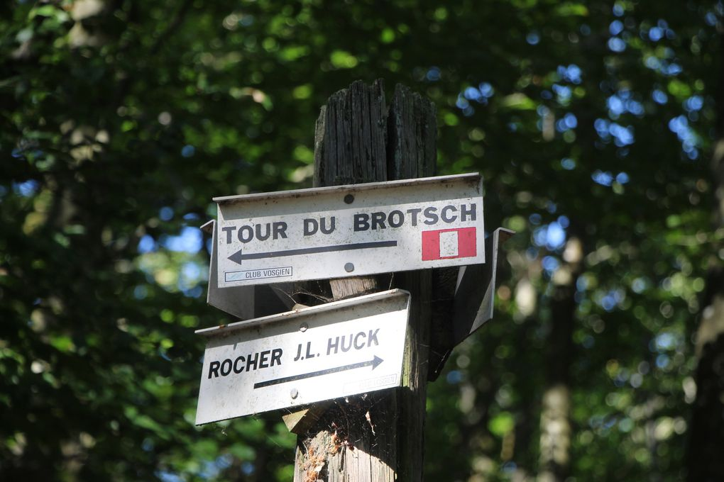 La tour du Brotsch