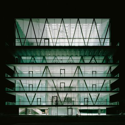 LEUTSCHENBACH SCHOOL by CHRISTIAN KEREZ ARCHITECT