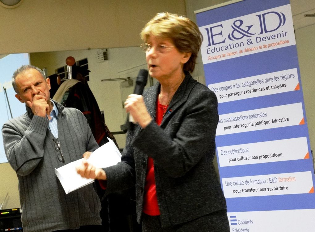 Colloque Education et Devenir 2014 : Et la confiance ? Bordel !