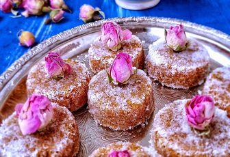 Petits gâteaux sans cuisson aux cacahuètes et noix de coco