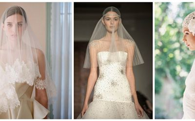 The bride-to-be must know eight things about the veil: