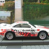 TOYOTA MR2 RALLY HOT WHEELS 1/64 - car-collector.net