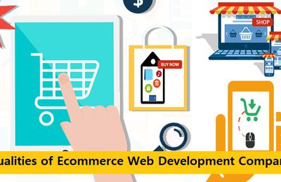 Qualities of Ecommerce Web Development Company