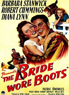 Amazone moderne d'Irving Pichel avec Barbara Stanwyck - Robert Cummings - Diana Lynn - Patric Knowles - Peggy Wood - Robert Benchley - Willie Best - Natalie Wood - Mary Young - Mae Busch