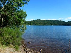 Quelques vues du lac
