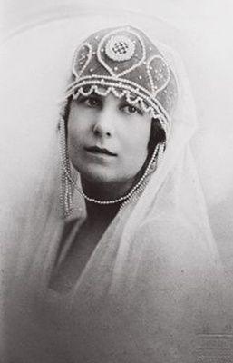 Maria Kirillovna de Russie