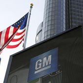 GM cuts white-collar salaries 20%, furloughs 6,500 in U.S.