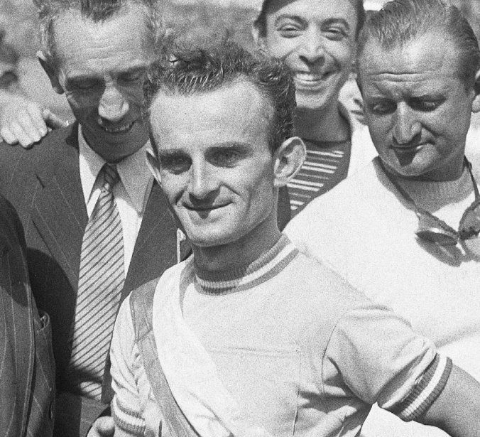 Il y a 40 ans, Jean Robic ...