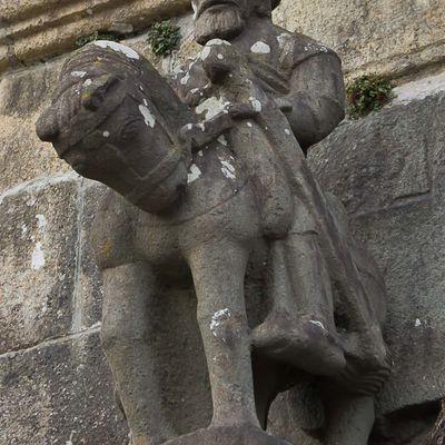 Quelques calvaires, chapelles et légences de Cornouailles...