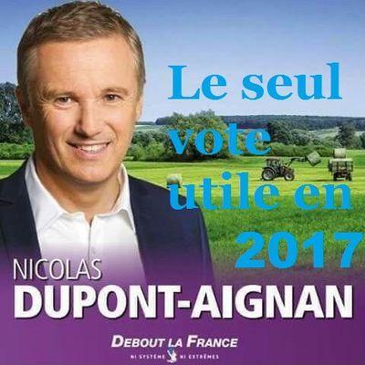 Debout La France Charente le blog du Rassemblement