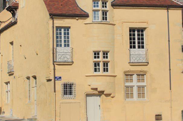 Maison des sires de Domecy