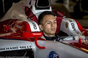 Alexander Albon passe en GP2 chez ART Grand Prix