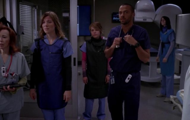 Grey's Anatomy : You mean sex right ?