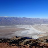 Death Valley National Park (Californie / janvier 2020)