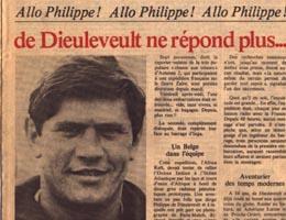Le fils de Philippe de Dieuleveult apporte la preuve que ce dernier appartenait à la DGSE.